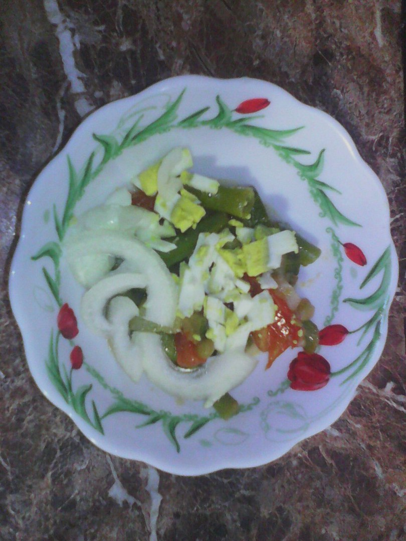 Рагу из салата
